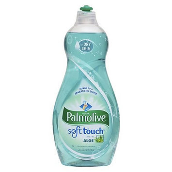 Colgate Soft Touch Aloe Dish Liquid 25 fl oz