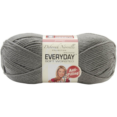 Premier Yarns Deborah Norville Everyday Solid Steel
