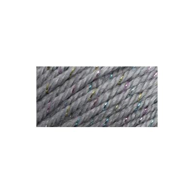 Caron International Inc. Caron Simply Soft Party Yarn Silver Sparkle