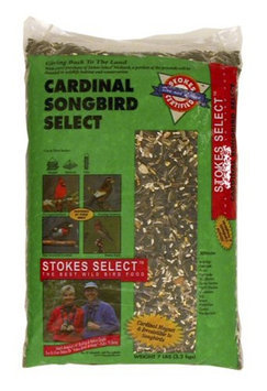 Red River Commodities, Inc Stokes Select Cardinal Songbird 7 lbs