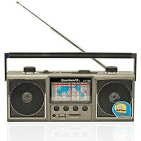 Quantum FX J-114U AM/FM/SW1-SW9 Radio USB/SD Player