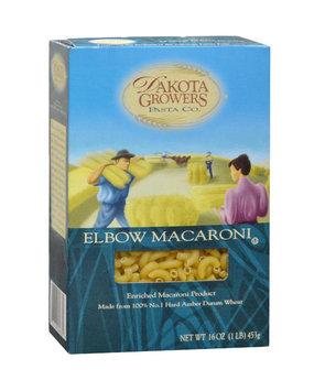 Dakota Growers Pasta Company Pasta Growers Elbow Macaroni 16 oz