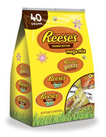 Hershey Foods Corporation Reese's Peanut Butter Mega Mix 40 ct