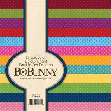 Bo Bunny Double Dot Paper Pad