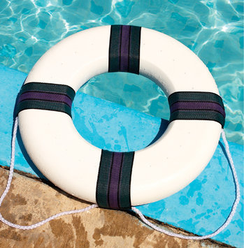Swim Time Swimline Foam Ring Pool Buoy NT196