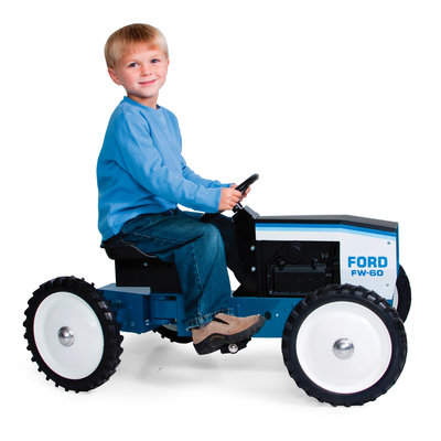 Learning Curve International, Inc. TOMY Ford FW60 Pedal Tractor