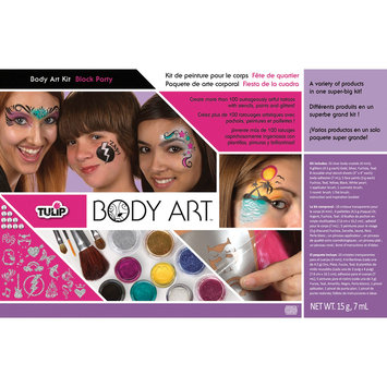 Tulip D28845 Body Art Premium Block Party Kit
