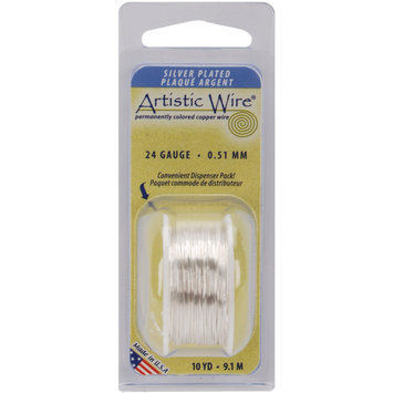 Artistic Wire 24AWG-NTS Colored Wire 24 Gauge 10 Yards/Pkg