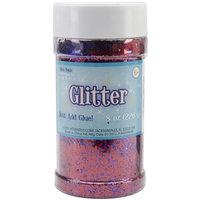 Advantus Metallic Glitter 8 Ounces-Purple