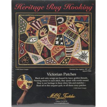 M.c.g. Textile, Inc. Heritage Rug Hooking Kit 20