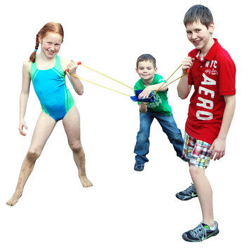Water Sports Youth Size 3 Person Balloon Launcher