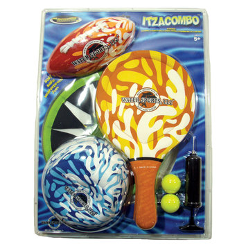 Water Sports, Inc. Water Sports LLC ItzaCombo Beach Set Assorted