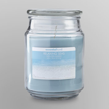 Essential Home 18 oz. Jar Candle Relaxing Seas - LANGLEY PRODUCTS L.L.C.