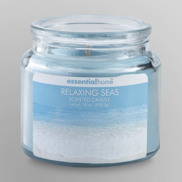 Essential Home 2.5 oz. Mini Jar Candle Relaxing Seas - LANGLEY PRODUCTS L.L.C.