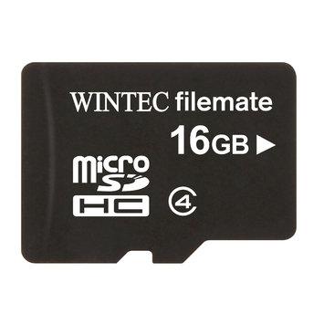 Wintec FileMate microSD Card 16GB Retail