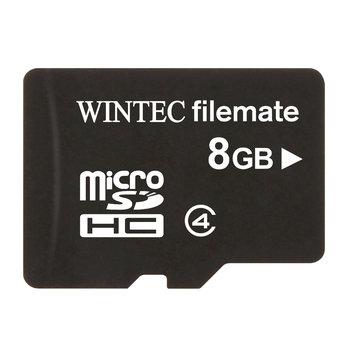 FILEMATE Wintec FileMate microSD Card 8GB Retail