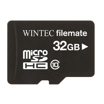 Wintec Industries FILEMATE Wintec FileMate microSD Card 32GB Class 10 Retail