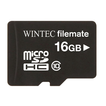 Wintec Industries Wintec FileMate microSD Card 16GB Class 10 Retail