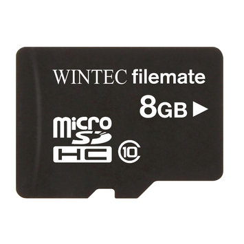 FILEMATE Wintec FileMate microSD Card 8GB Class 10 Retail