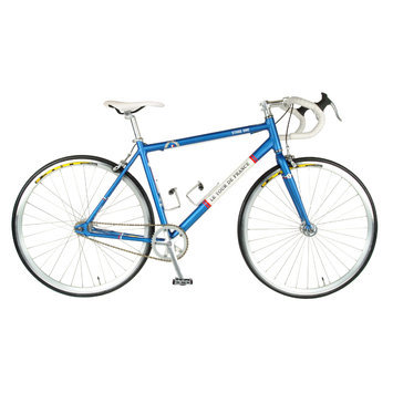 Cycle Force Group Llc Tour De France Stage One Vintage Blue Bike Blue/White 56cm
