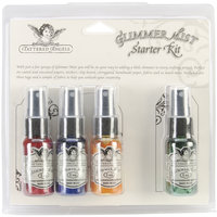 Tattered Angels Glimmer Mist 1 Ounce Kit-Primary