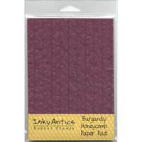Stampers Anonymous Honeypop Paper 5x7-Burgundy