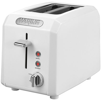 Waring Pro Professional Cool-Touch 2-Slice Toaster White