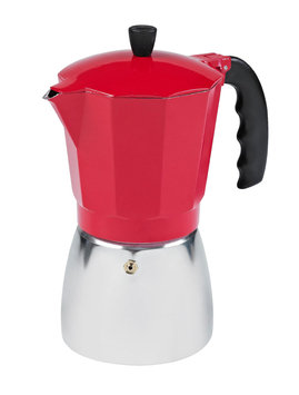 IMUSA 3-Cup Coffee Maker - Red