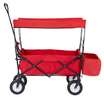 Conner- South Asia Sportcraft Canopy Wagon