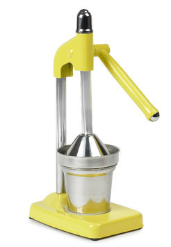 Imusa Green Manual Citrus Juicer