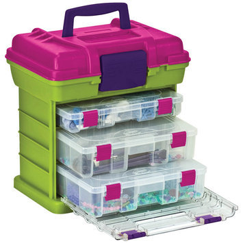 Creative Co Creative Options Grab'n Go 3-By Rack System 13