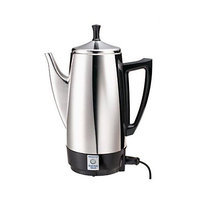 tional Presto Ind Presto 12-Cup Stainless Steel Electric Coffee Maker