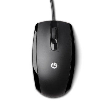 Hewlett Packard Pavilion PC HP USB 3-Button Optical Mouse, Black KY619AA#ABA