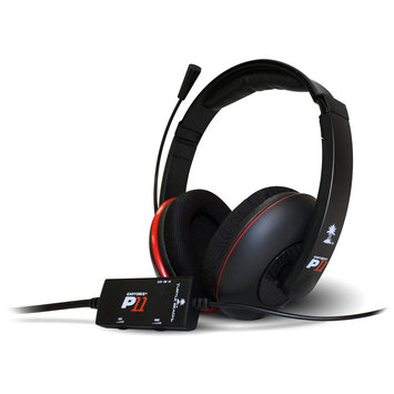 Turtle Beach-voyetra Turtle Beach Ear Force P11 PS3 Amplified Stereo Gaming Headset