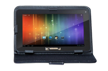 LINSAY F-7HD 7in. Tablet Case Bundle