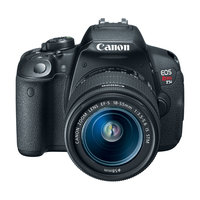 Canon EOS Rebel T5i 18MP DSLR with 1855mm Kit