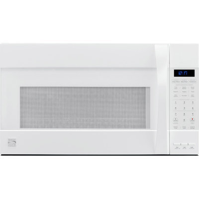 Kenmore Elite 1.8 cu. ft. Over-the-Range Convection Microwave - White