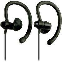 Addnice Moki 90-degree Sports Earphones - Black