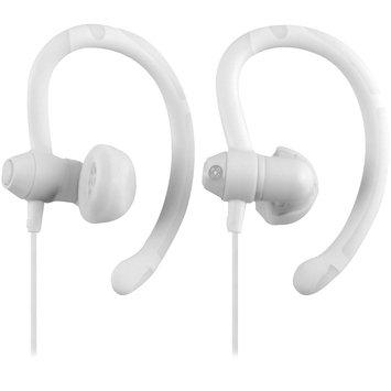 Addnice Moki 90-degree Sports Earphones - White