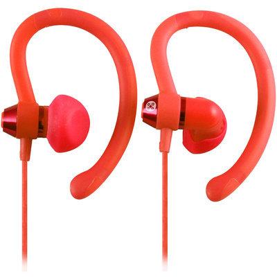 Addnice Moki 90-degree Sports Earphones - Peach
