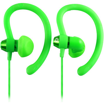Addnice Moki 90-degree Sports Earphones - Green