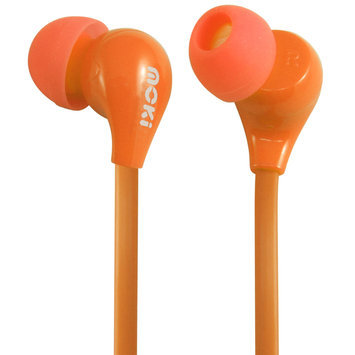 Addnice Moki 45-degree Comfort Earbuds - Peach