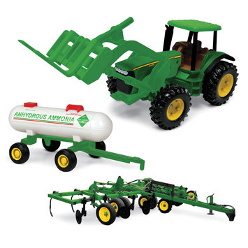Rc2 Brands, Inc 8-Inch John Deere 8530 Tractor with Forklift