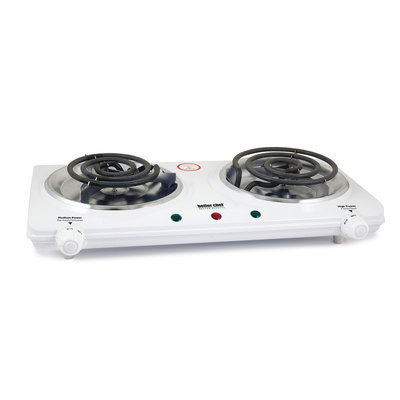 Better Chef IM-306DB Dual Element Electric Countertop Range