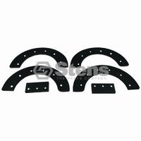 Stens Snow Blower Paddle Set / Noma 302565