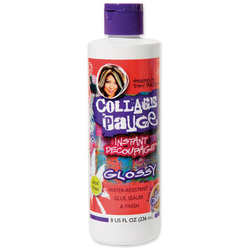 Duncan Toys Duncan 25086 Aleene's Collage Pauge Instant Decoupage Gloss