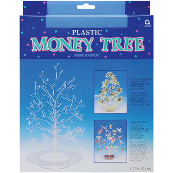 Amscan 34095 Money Tree 12 Clear Plastic