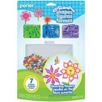 Wilton Perler Blooming Flowers Fused Bead Kit