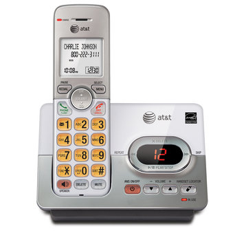 AT & T Cordless Phone Answering System with Caller ID (EL52103)