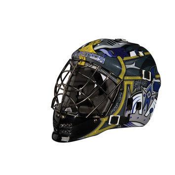 Franklin Sports NHL Los Angeles Kings Mini Goalie Mask